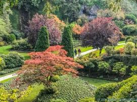 10 12 18 Sunken Garden at Butchart Gardens Vancouver Island BC Canada (4 of 6)