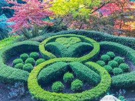 10 12 18 Sunken Garden at Butchart Gardens Vancouver Island BC Canada (6 of 6)