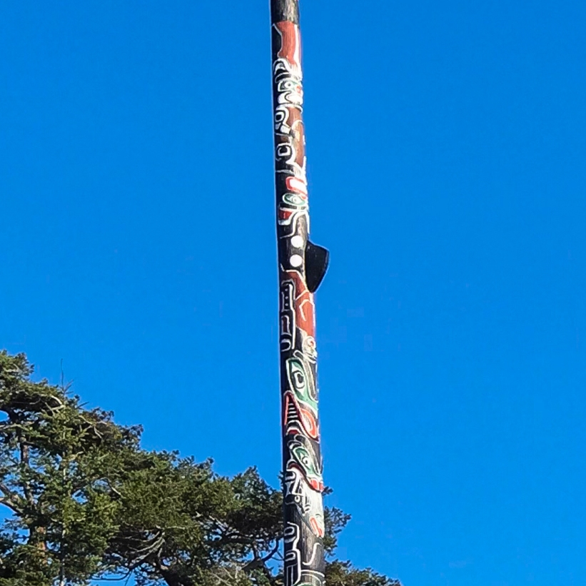 10 12 18 Worlds tallest totem pole Victoria Vancouver Island BC Canada (1 of 4)
