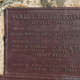 10 12 18 Worlds tallest totem pole Victoria Vancouver Island BC Canada (2 of 4)