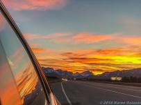 10 15 18 Sunset driving toward Calgary Canada (7 of 10)