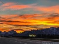 10 15 18 Sunset driving toward Calgary Canada (8 of 10)