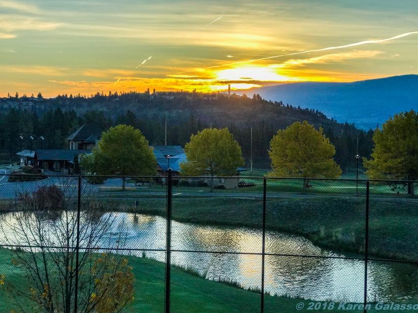 10 15 18 Sunset Kelowna BC Canada (4 of 4)