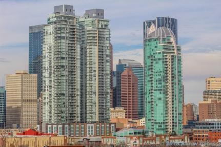 10 18 18 Calgary Skyline from Scotsman Hill Calgary Alberta Canada (2 of 9)