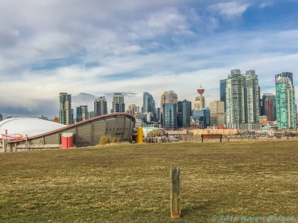 10 18 18 Calgary Skyline from Scotsman Hill Calgary Alberta Canada (8 of 9)