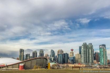 10 18 18 Calgary Skyline from Scotsman Hill Calgary Alberta Canada (9 of 9)