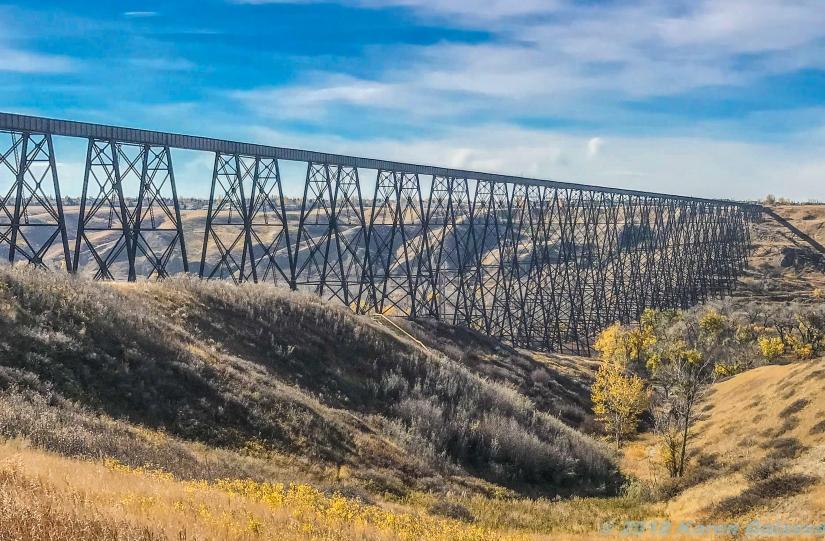 10 18 18 Lethbridge Bridge in Lethbridge Alberta Canada (4 of 4)