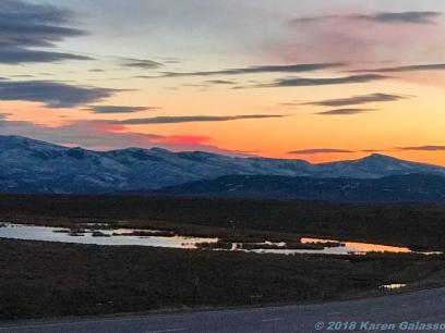 10 18 18 Sunset Glacier National Park MT (9 of 9)