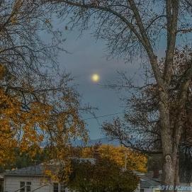 10 21 18 Shannon Lake sunset Helena MT (3 of 3)