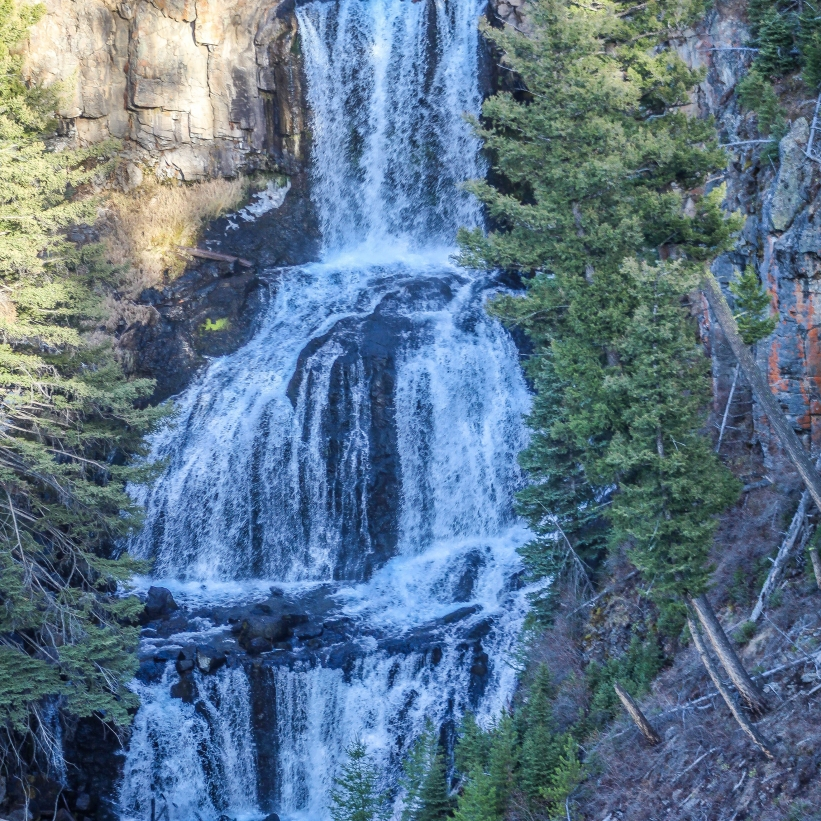 10 22 18 Udine Falls Yellowstone MT (1 of 4)