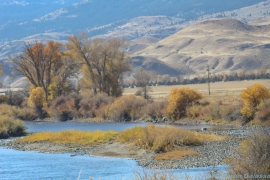 10 22 18 Yellowstone River Emigrant MT (2 of 5)
