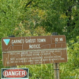 10 4 18 In search of the Garnet Ghost Town Drummond MT (3 of 24)