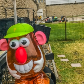10 4 18 Mr PH visiting the Old Prison Museum & Antique Cars Deer Lodge MT (11 of 16)