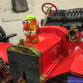 10 4 18 Mr PH visiting the Old Prison Museum & Antique Cars Deer Lodge MT (4 of 16)