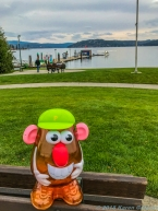 10 5 18 Mr PH enjoying the Coeur d'Alene Park in Coeur d'Alene ID (2 of 5)