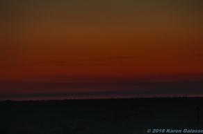 10 6 18 Sunset in Ritzville WA (2 of 3)