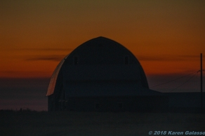10 6 18 Sunset in Ritzville WA (3 of 3)