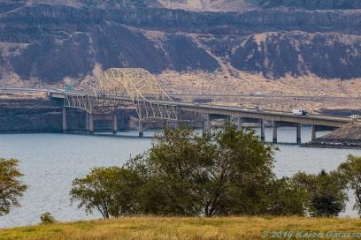 10 7 18 Columbia River & Vantage Bridge Vantage WA (8 of 8)