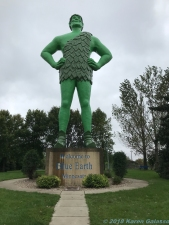 9 25 18 Jolly Green Giant Blue Earth MN (3 of 4)