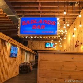 9 27 18 Badlands Bar & Grill Wall SD (1 of 8)