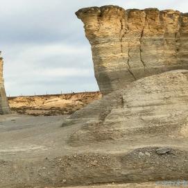 10 29 18 Monument Rocks 25 miles south of Oakley KS (17 of 28)