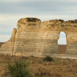 10 29 18 Monument Rocks 25 miles south of Oakley KS (18 of 28)