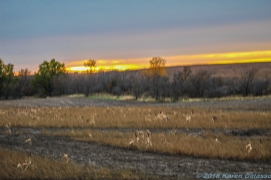 10 30 18 Council Grove KS sunset (1 of 6) (4)