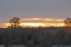 10 30 18 Council Grove KS sunset (1 of 6) (5)