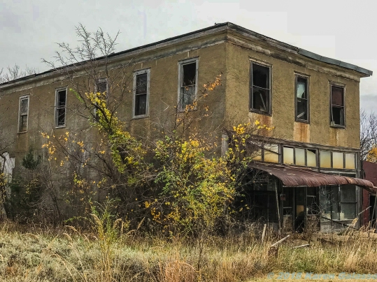 10 31 18 Abandoned buildings around Clements KS (5 of 11) (1)