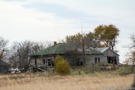 10 31 18 Abandoned properties around Clements KS #2 (1 of 3)