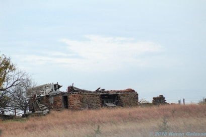 10 31 18 Abandoned properties around Clements KS #2 (2 of 3)