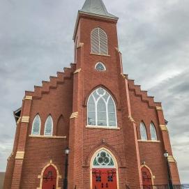 10 31 18 St Wenceslaus Catholic Church Wilson KS (2 of 3)