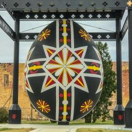 10 31 18 Worlds Largest Czech Egg Wilson KS #2 (2 of 2)