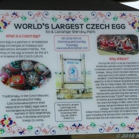 10 31 18 Worlds Largest Czech Egg Wilson KS (3 of 3)
