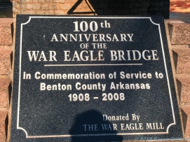 11 10 18 War Eagle Mill & Bridge Rogers AR (2 of 21)