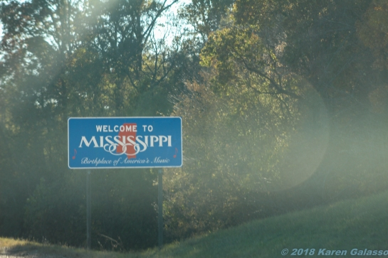 11 15 18 Driving from AR through TN to MS (6 of 8)