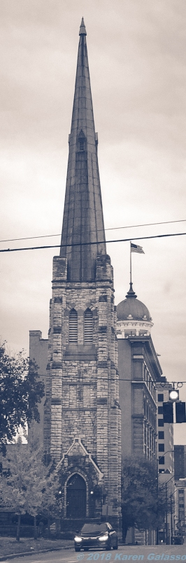 11 23 18 Old Stone Church Tower Chattanooga TN (1 of 2)