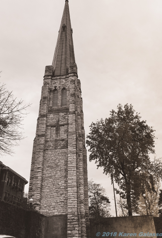 11 23 18 Old Stone Church Tower Chattanooga TN (2 of 2)