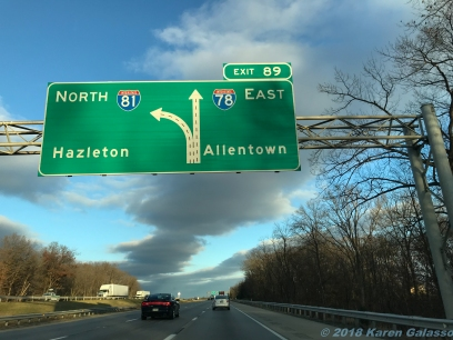 11 29 18 On the road from Uniontown PA to Parsippany NJ (25 of 26)