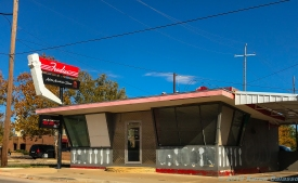 11 6 18 Foodies abandoned diner Tulsa OK (2 of 2)