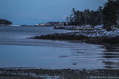 2 1 19 Drive coming into Bar Harbor ME (5 of 6)