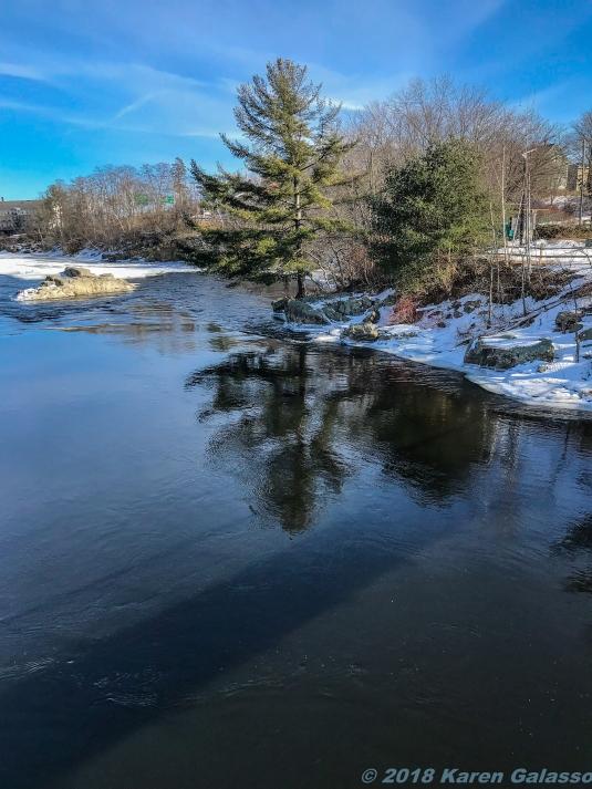 2 10 19 Androscoggin River at the Swinging Bridge Brunswick ME (10 of 15)