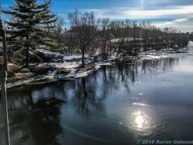 2 10 19 Androscoggin River at the Swinging Bridge Brunswick ME (13 of 15)