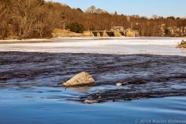2 10 19 Androscoggin River at the Swinging Bridge Brunswick ME (2 of 15)