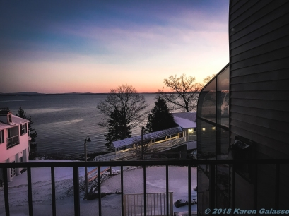 2 219 Sunset at the Atlantic Oceanside Bar Harbor ME (1 of 2) (1)
