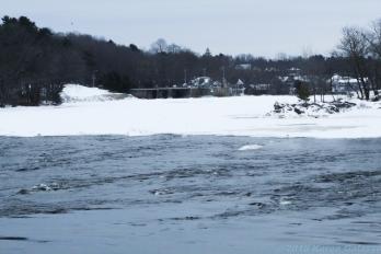 2 3 19 Swinging Bridge over the Androscoggin River Brunswick ME (4 of 9)