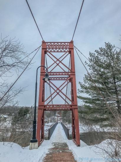 2 3 19 Swinging Bridge over the Androscoggin River Brunswick ME (9 of 9)