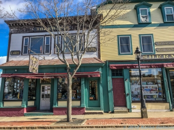 2 9 19 Downtown Bar Harbor & Sherman's Dept Store Bar Harbor ME (3 of 11)