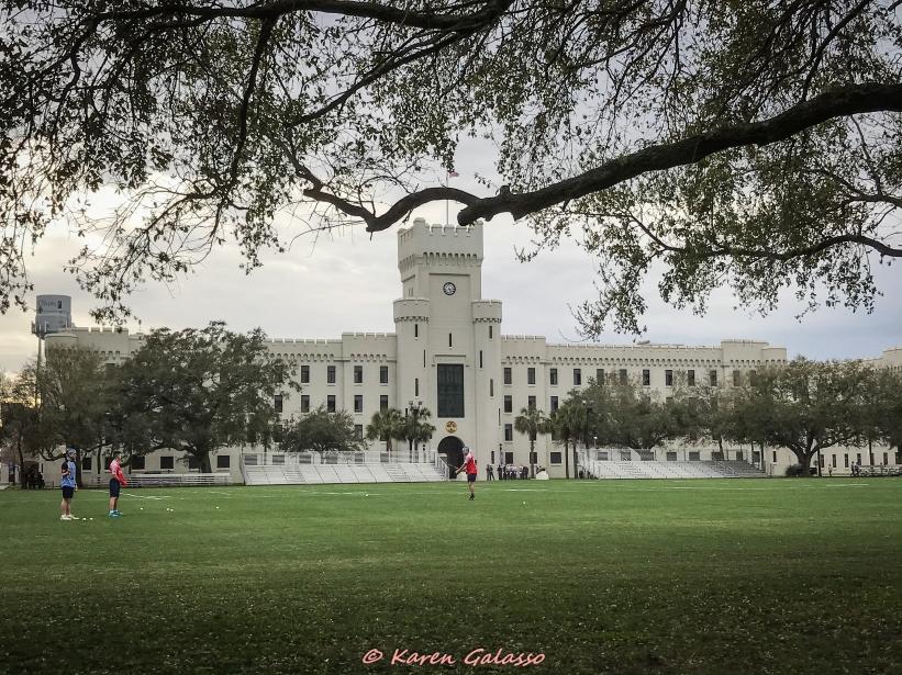 3 3 20 The Citadel Charleston SC (3 of 3)