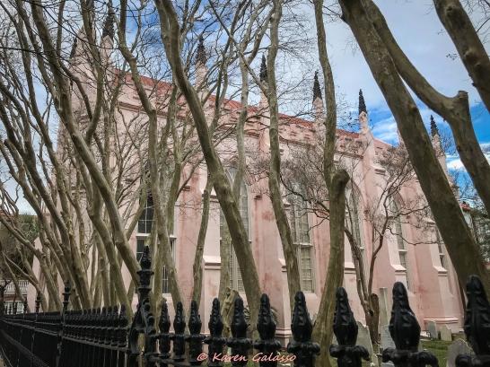 3 3 20 The French Huguenot Church Charleston SC #2 (1 of 2)
